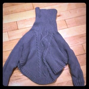 Cable -Nit sweater. Size M